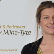 The Busy Creator 8 w/guest Ashley Milne-Tyte