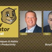 The Busy Creator 9 w/guest Bob Stanke