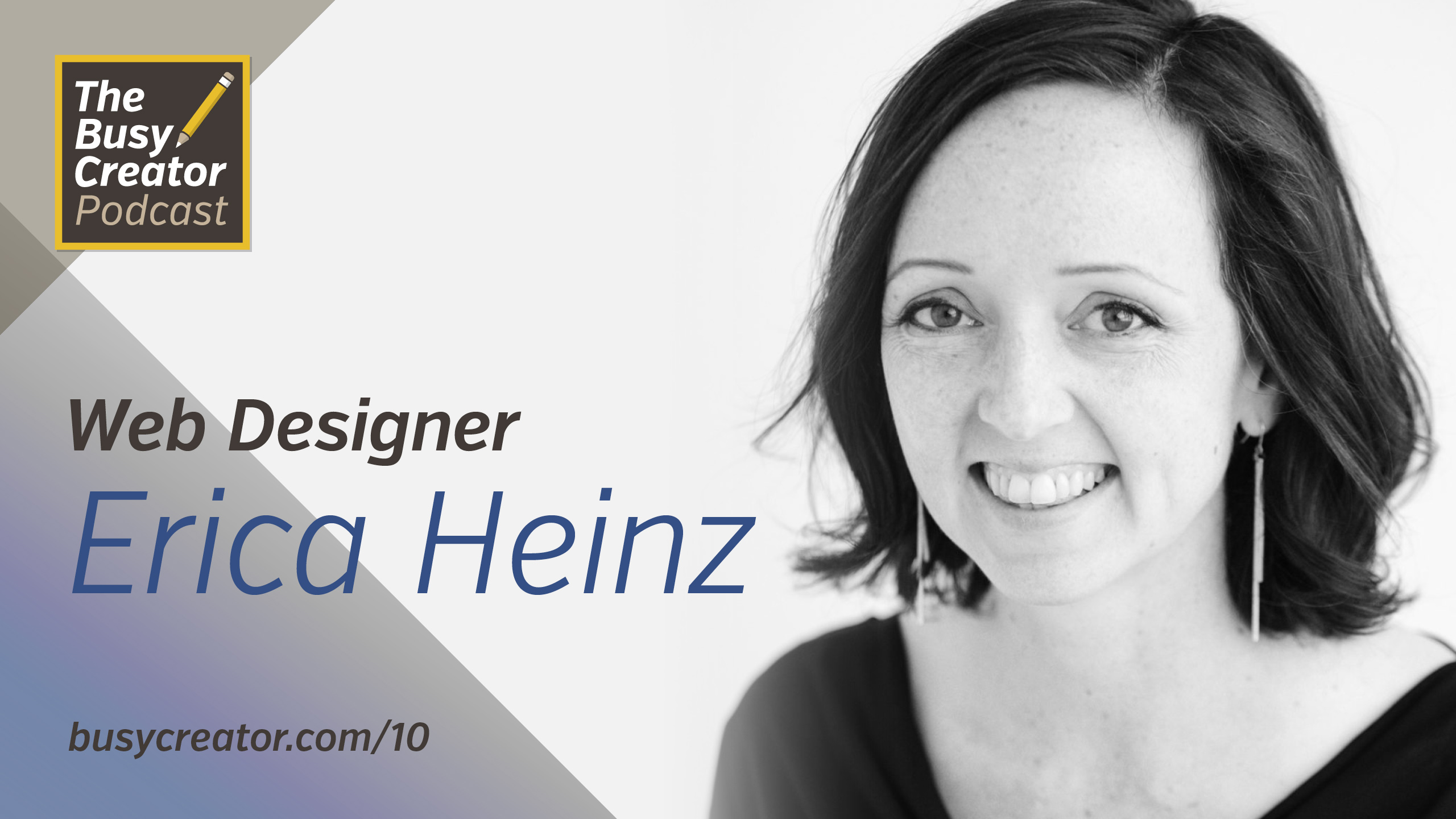 Web Designer Erica Heinz Discusses Her Projects and Goes Deep into Workflows & Tools