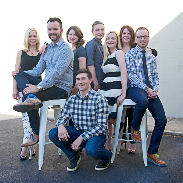 Miles Design team