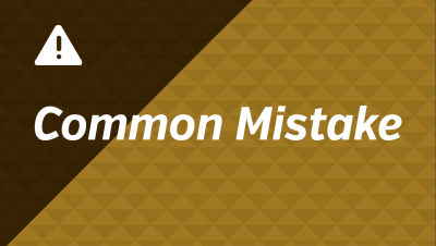 A Common Mistake in Growing Your Business