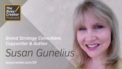 Building an Effective Writing Process and Finding Steadiness in Solo Practice with Susan Gunelius