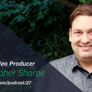 The Busy Creator 27 w/guest Christopher Sharpe