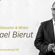 The Busy Creator 30 w/guest Michael Bierut