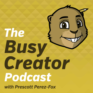 The Busy Creator Podcast