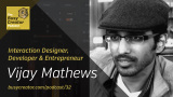 The Busy Creator 32 w/guest Vijay Mathews
