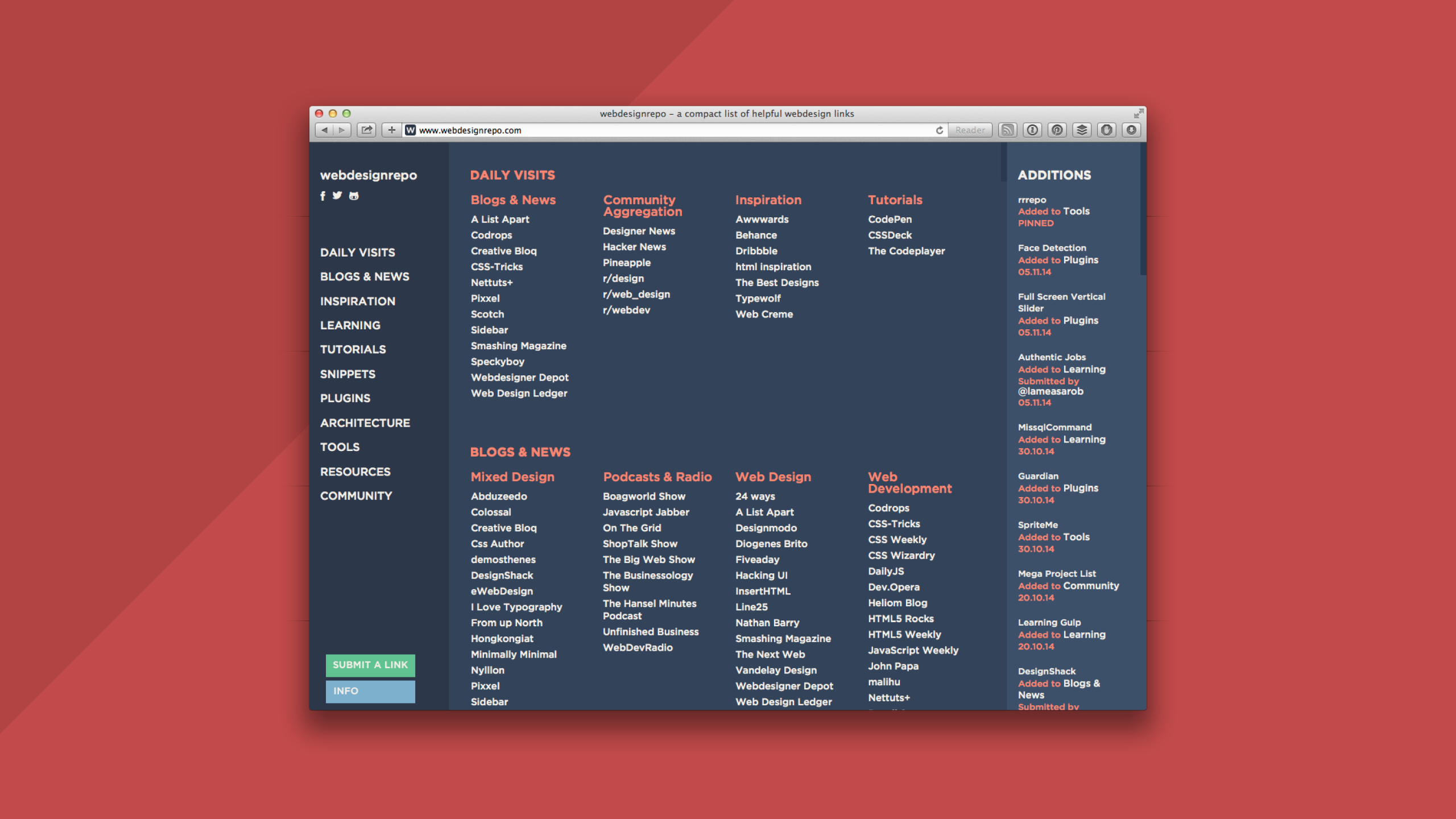 A Great Resource for Web Designers