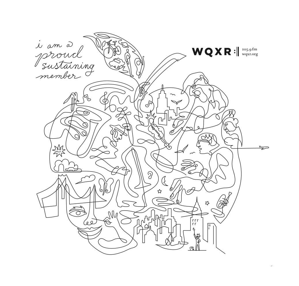 Felix Sockwell for WQXR