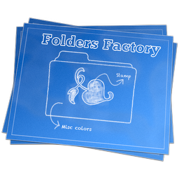 Folders Factory icon