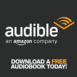 Audible.com trial from The Busy Creator