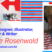 The Busy Creator 42 w/guest Laurie Rosenwald