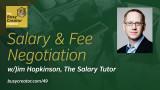 The Busy Creator 49, Salary & Fee Negotiation w/guest Jim Hopkinson