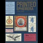 Printed Ephemera by John Noel Claude Lewis