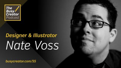 New Workflows for the Digital Transition, with Designer Nate Voss