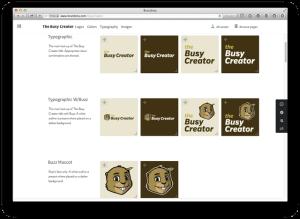 The Busy Creator on Brandisty.com