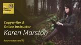The Busy Creator 58 w/guest Karen Marston