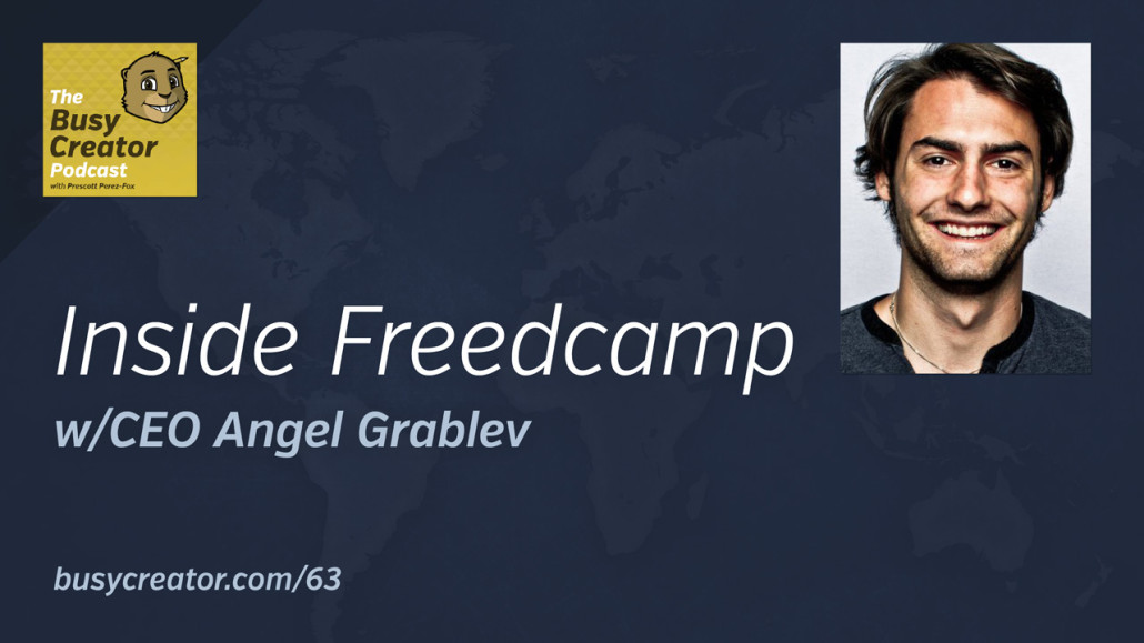 Inside Freedcamp with CEO Angel Grablev