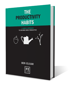 The Productivity Habits, by Ben Elijah