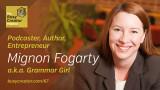 The Busy Creator 67 w/Mignon Fogarty cover