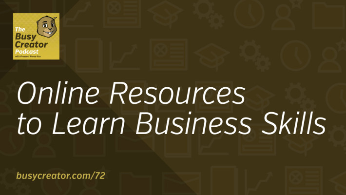 Online Resources to Learn Business Skills