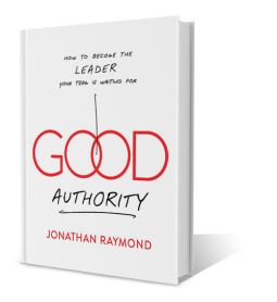 Good Authority by Jonathan Raymond