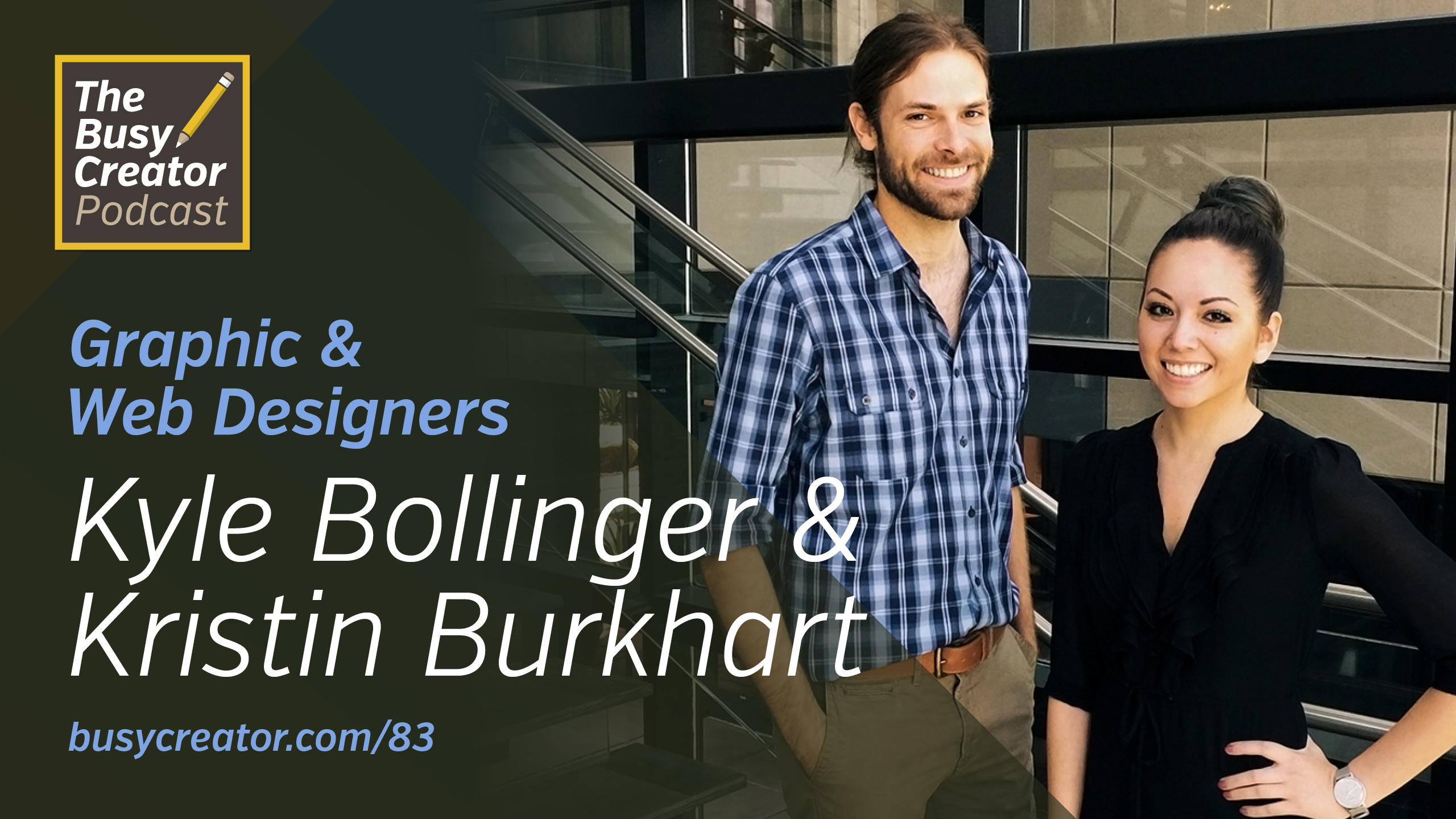 Workflows & Rituals for a Small Software Company with In-House Designers Kyle Bollinger & Kristin Burkhart