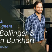 The Busy Creator 83 w/Kyle Bollinger & Kristin Burkhart