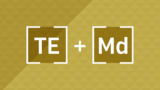 TextExpander + Markdown