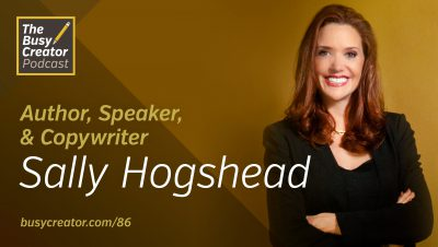 What Sally Hogshead Learned Working in America's Top Ad Agencies, and How That Shaped Her Work as an Author