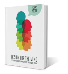 Design For The Mind by Victor Yocco book image