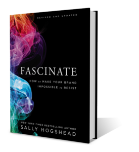 Fascinate by Sally Hogshead book
