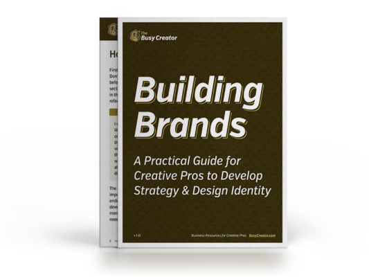 Building Brands eBook cover