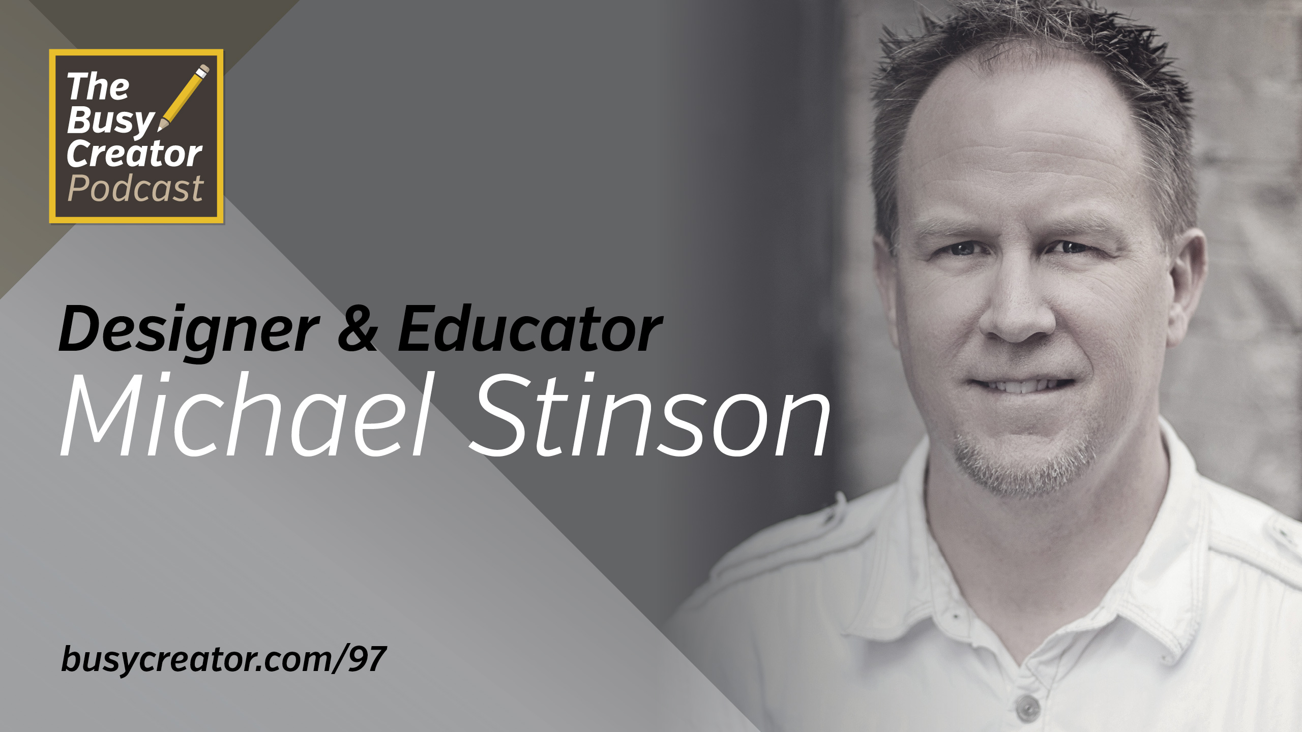 Practical Typographic Advice and Building an Education Business Alongside a Design Firm with Michael Stinson