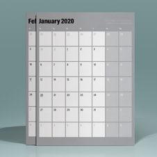 SimpleCal 2020
