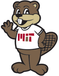 Tim The Beaver cartoon