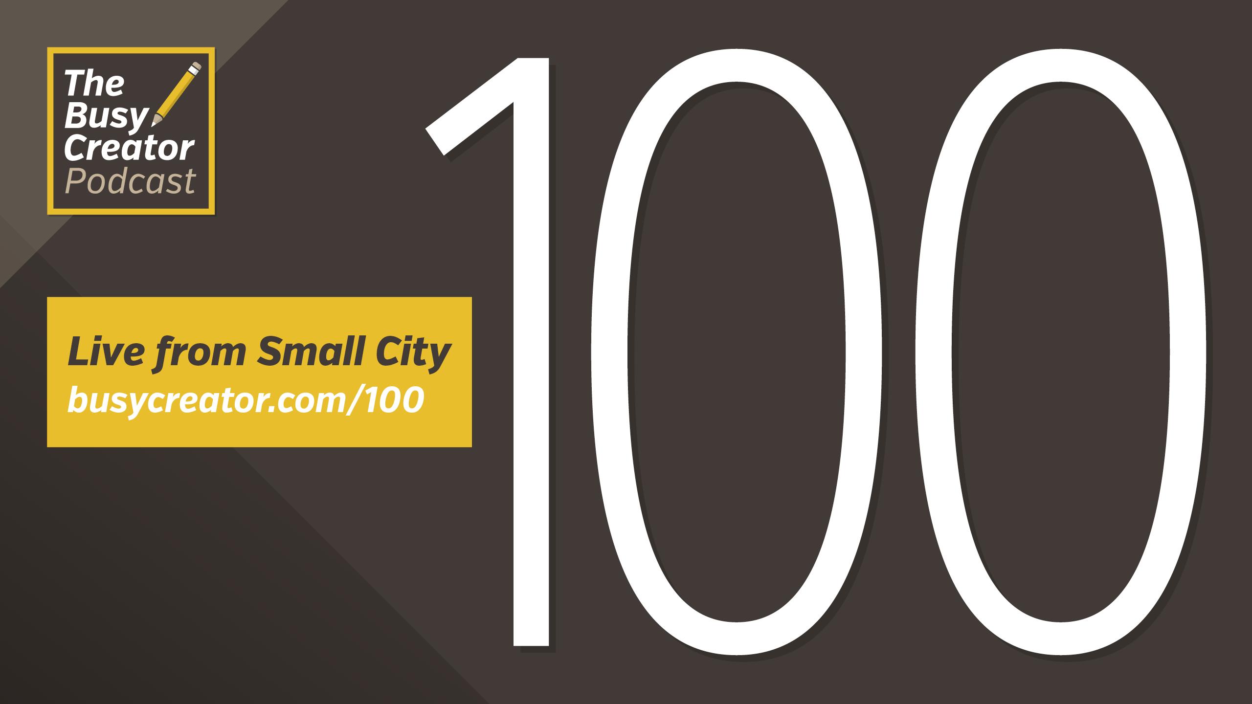 Episode 100! A Live Meetup Event with guests Joaquin Cotler, Rashan Casseus, & Gabby Wallace