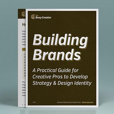 Building Brands eBooks