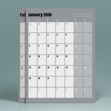 SimpleCal 2019
